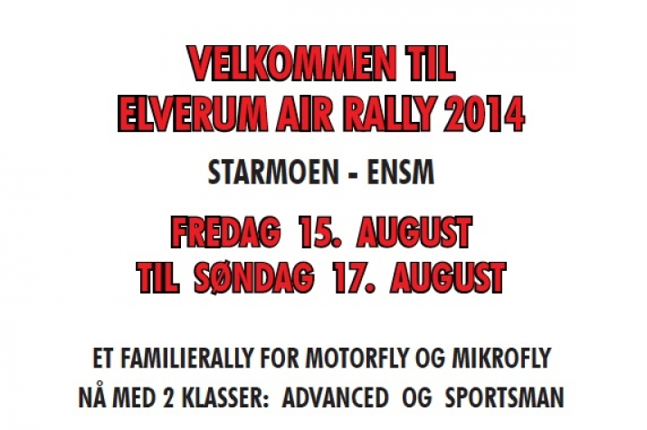 Elverum Air Rally